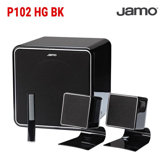 Bộ loa Jamo P102 HG BK
