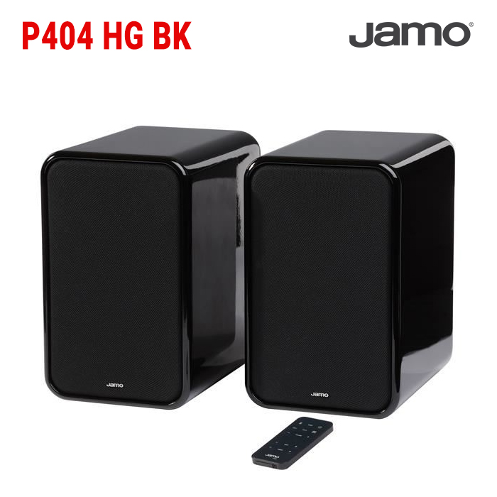 Bộ loa Jamo P404 HG BK (Đen)