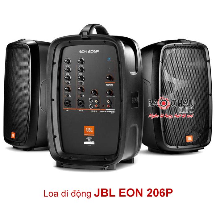 Loa xách tay JBL EON 206P