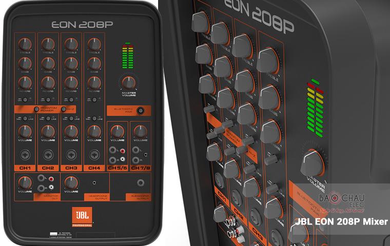 Loa JBL EON 208P mixer