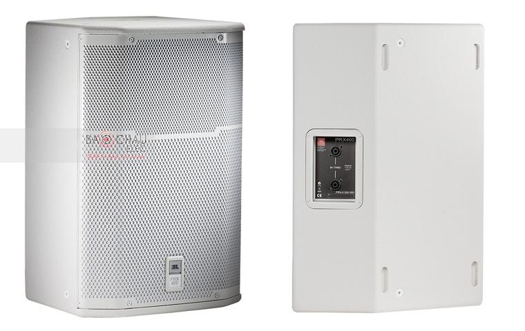 Loa JBL PRX415M-WH phiên bản màu trắng