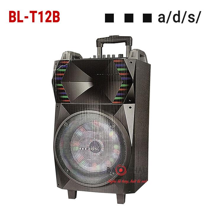 Loa kéo A/D/S/ BL-T12B (bass 30cm)