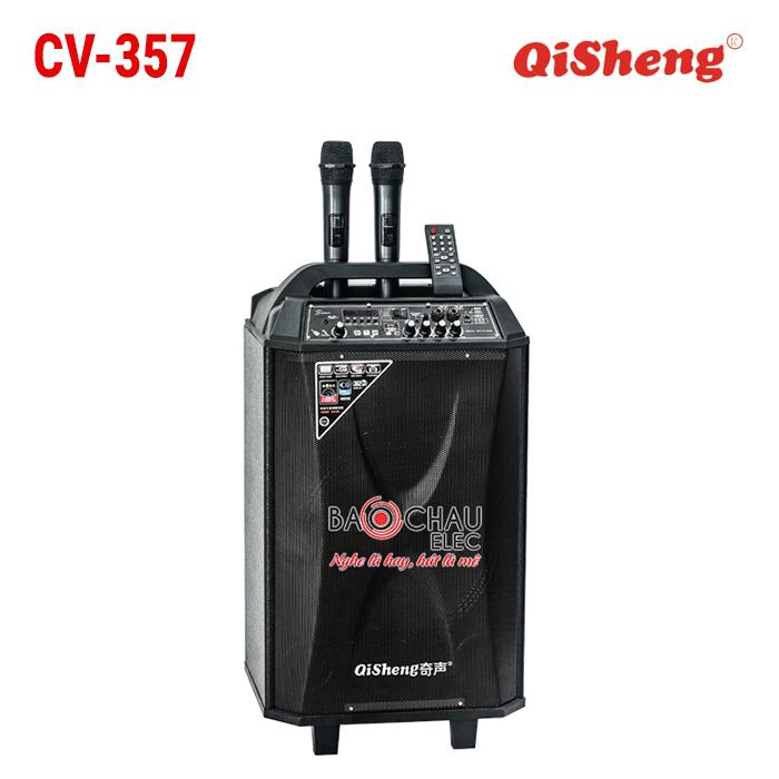 Loa kéo Qisheng CV-357