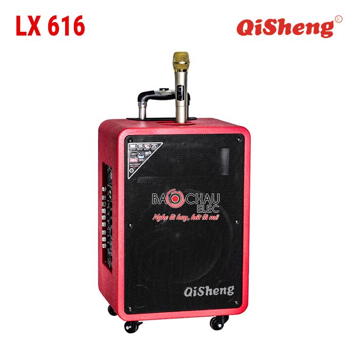 Loa kéo vali Qisheng LX616