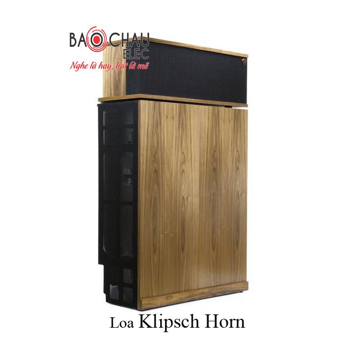 loa-Klipsch-horn