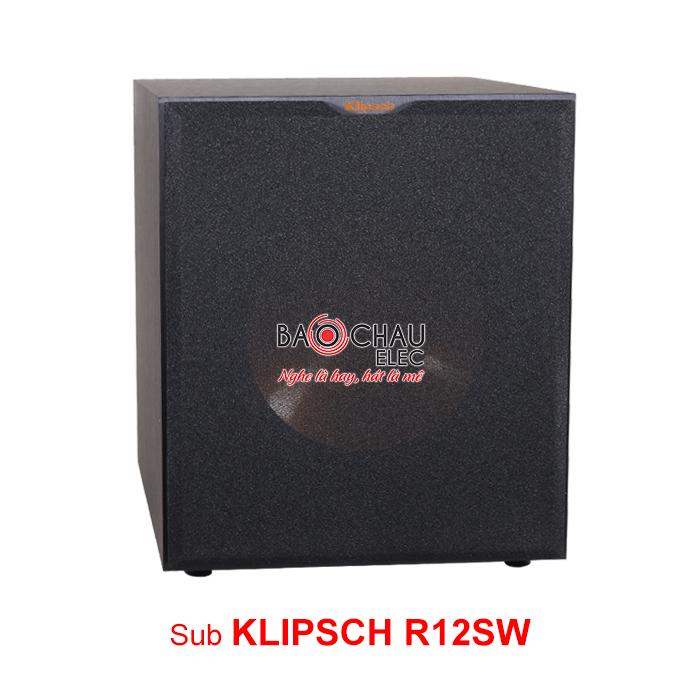 Loa sub Klipsch R-112SW CE