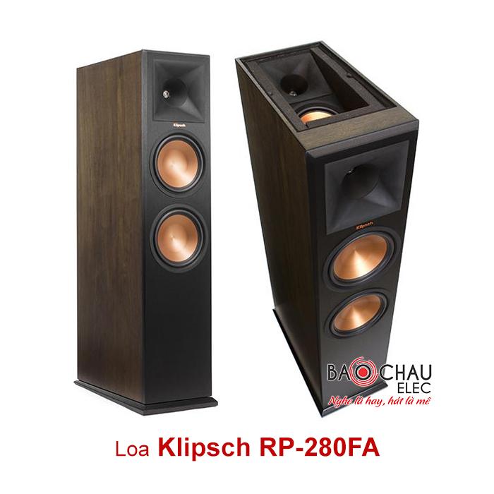 Loa Klipsch chính hãng, giá mới nhất tại Bảo Châu Audio