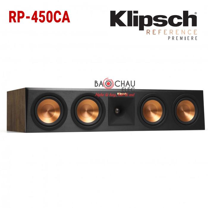 Loa Klipsch RP-450CA