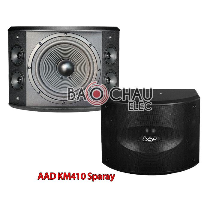 Loa karaoke AAD KM410