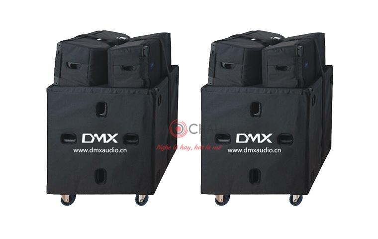 Loa Line Array CLA-Xi 10 đóng gói rất dễ di chuyển, bảo quản