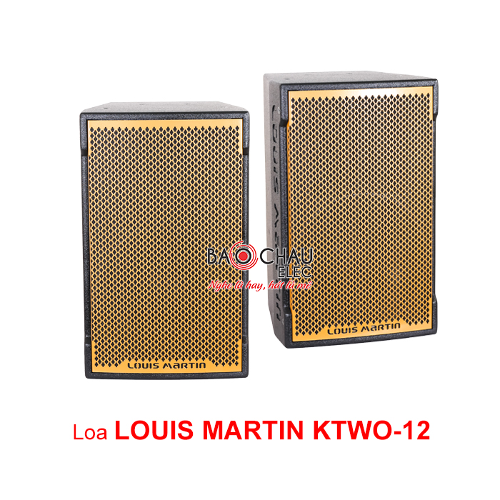 Loa Louis Martin Ktwo 12 (Full bass 30)