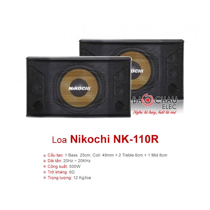 Loa Nikochi NK-110R