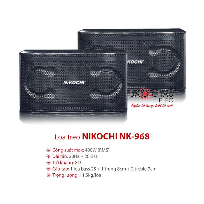Loa Nikochi NK-968