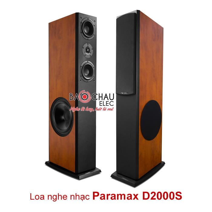 Loa Paramax D2000S