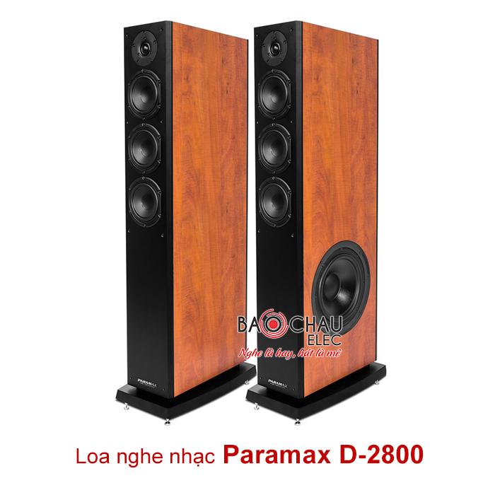 Loa Paramax D2800 nghe nhạc hay, giá cực tốt