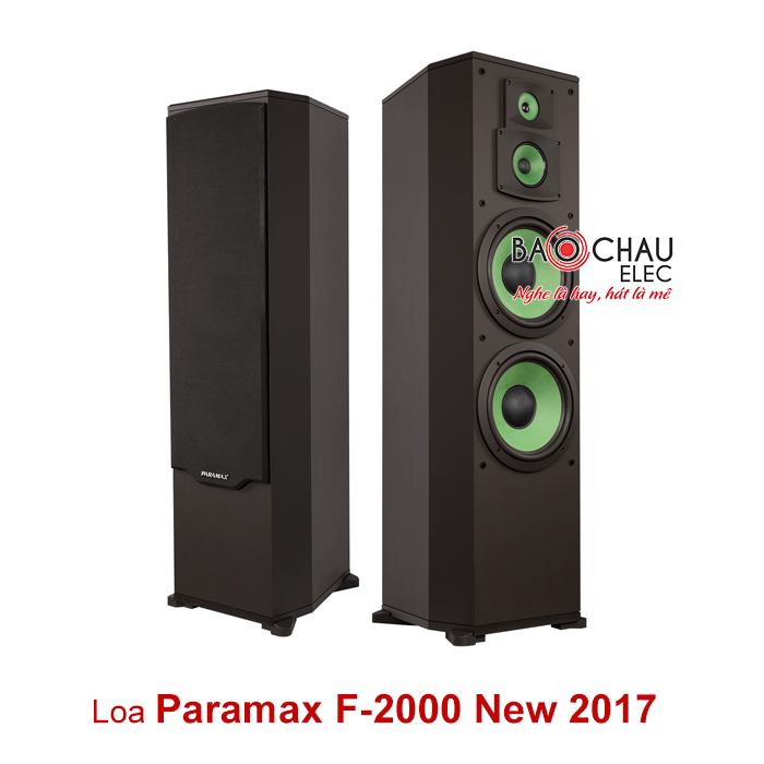Loa Paramax F-2000 new 2017