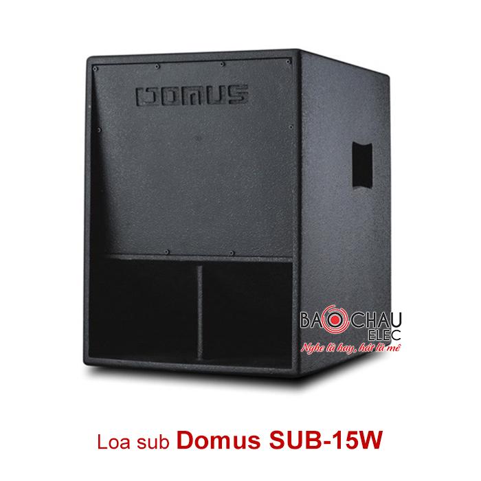 Loa sub Domus SUB-15W chính hãng, giá tốt nhất