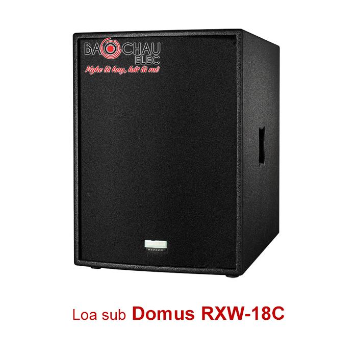 Loa sub Domus RXW-18C
