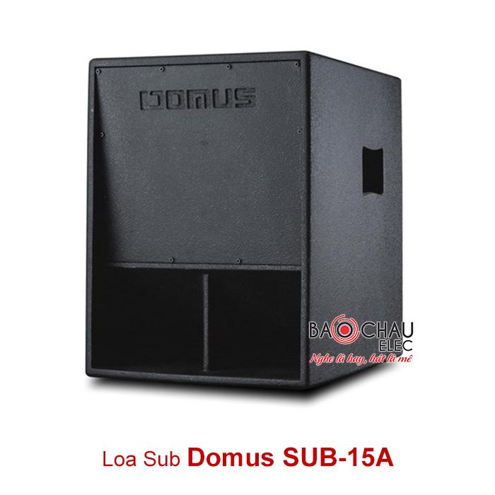 Loa sub Domus SUB-15A chính hãng, giá tốt
