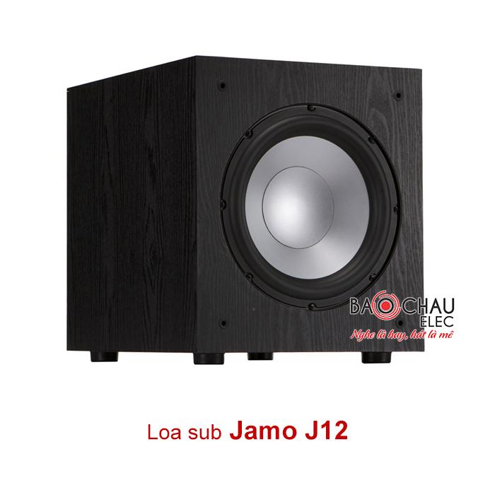 Loa sub Jamo J12 chính hãng, giá tốt nhất