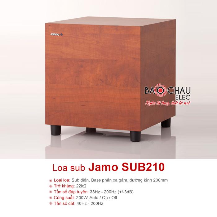 Loa sub Jamo sub 210