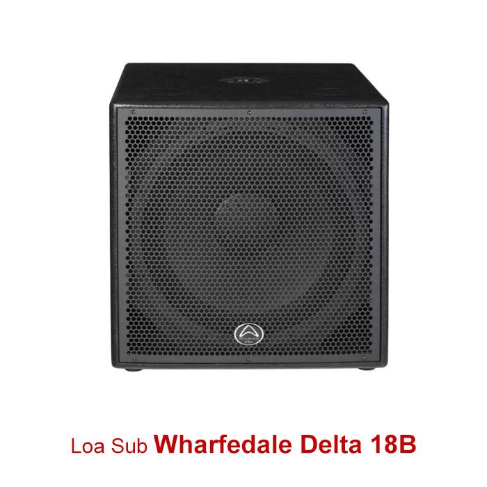Loa sub Wharfedale Delta 18B (bass 50)