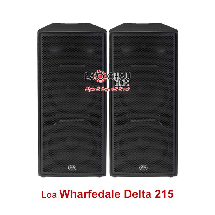Loa Wharfedale Delta 215 chính hãng, giá tốt nhất