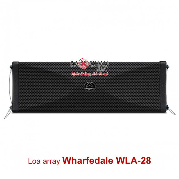 Loa array Wharfedale WLA 28