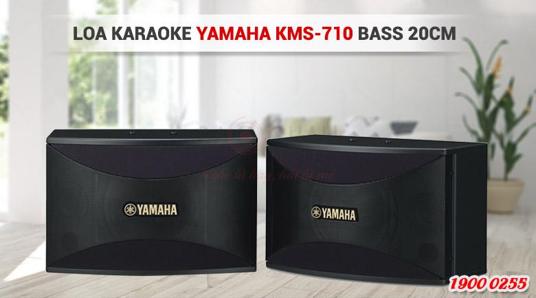 Loa Yamaha KMS-710 bass 20cm