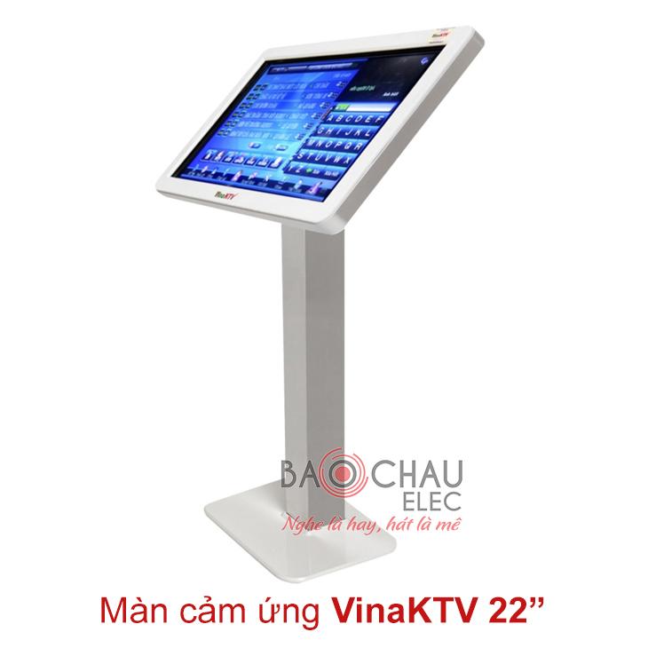 Màn hình cảm ứng VinaKTV 22inch