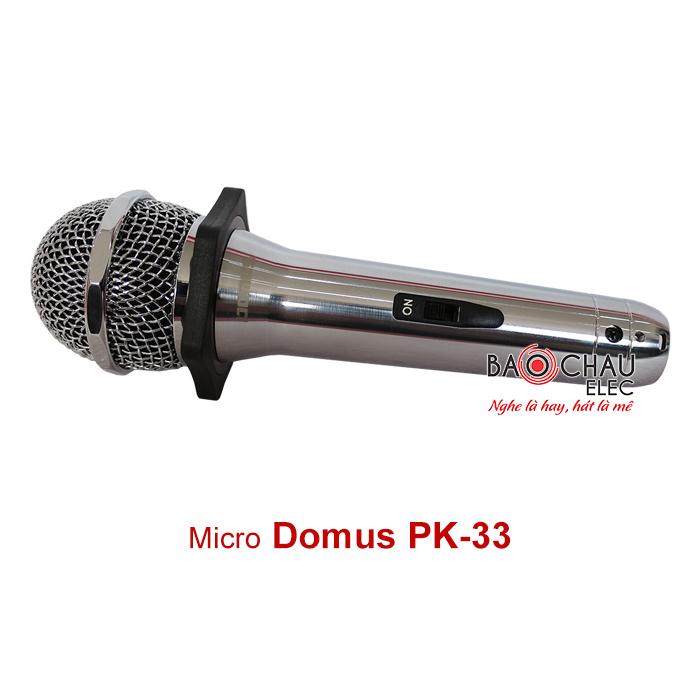 Micro Domus PK-33