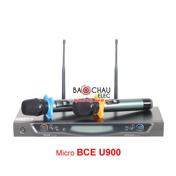 Micro BCE U900 (karaoke)