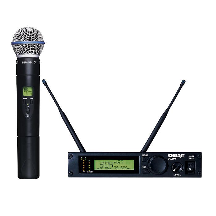 Micro Shure ULXP24-BETA58 (1micro)