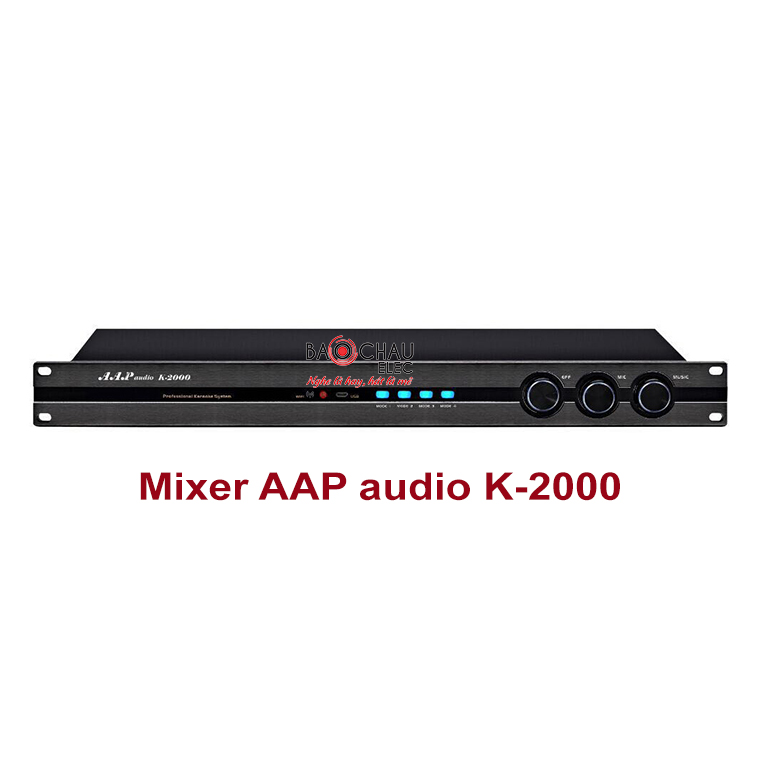 Mixer AAP audio K-2000