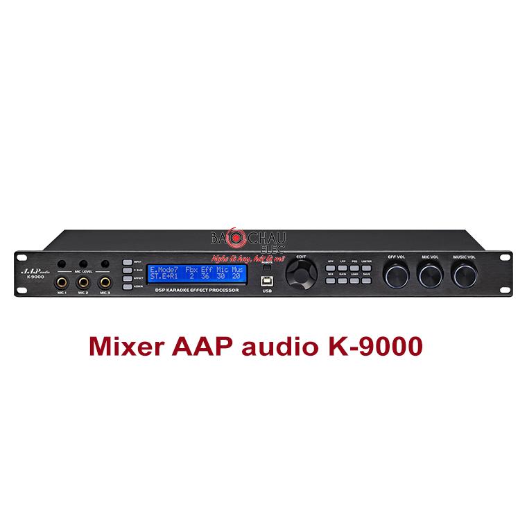 Mixer AAP audio K-9000