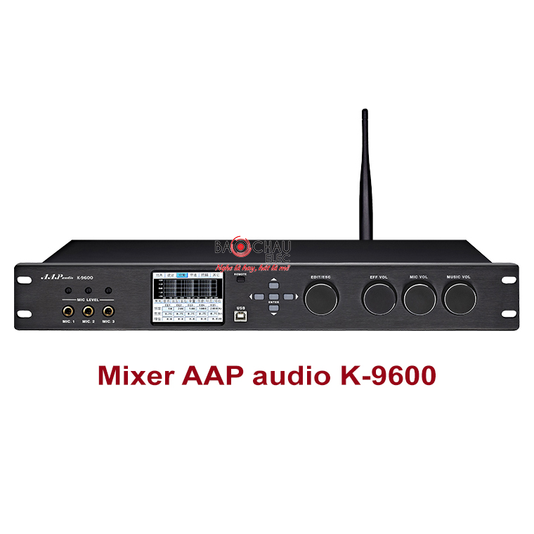 Mixer AAP audio K-9600