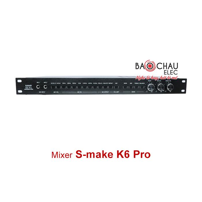 Vang cơ Smake K6 Pro