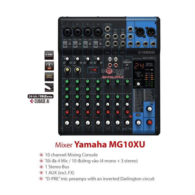 Mixer-Yamaha-MG-10XU-anh-tong-quan-SP