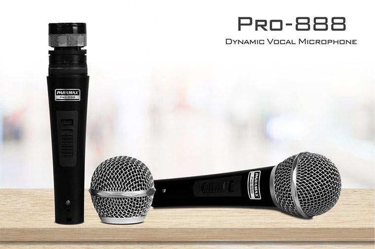 Paramax Pro-888