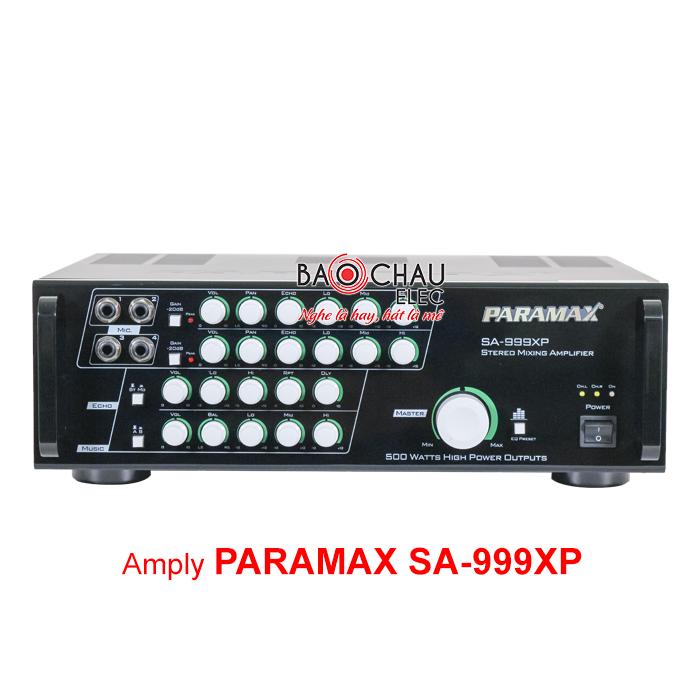 PARAMAX SA 999XP