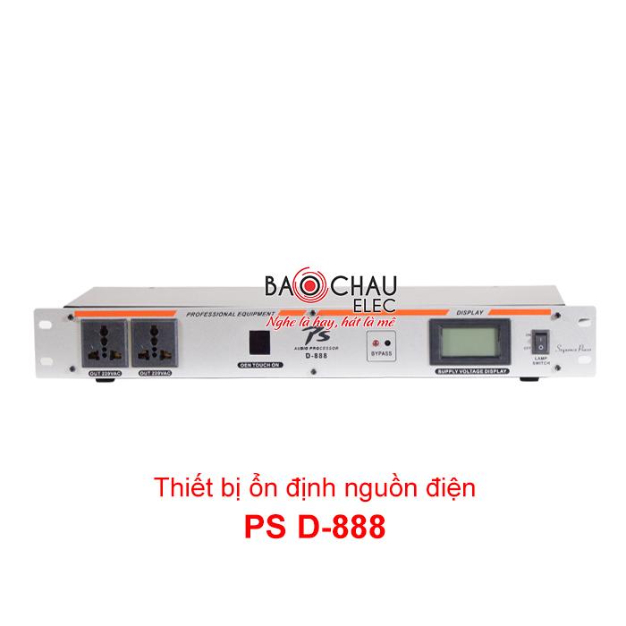 Bộ ổn định nguồn PS D888 giá cực tốt