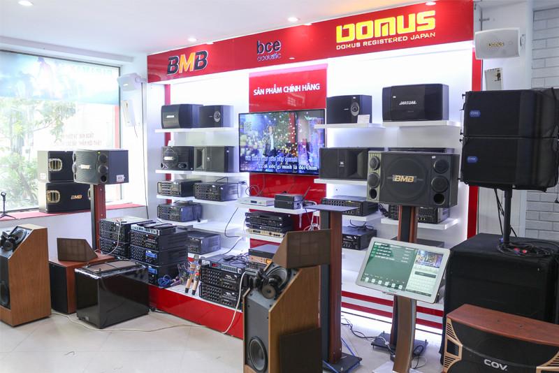 showroom 45 Trung Kính