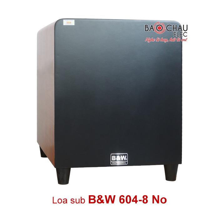 Loa sub B&W 604-8 No
