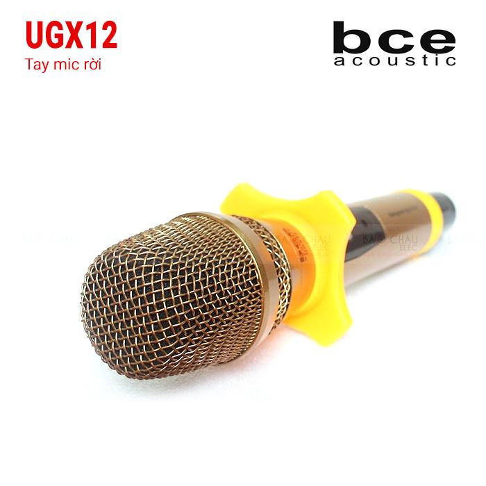 Tay micro không dây BCE UGX12