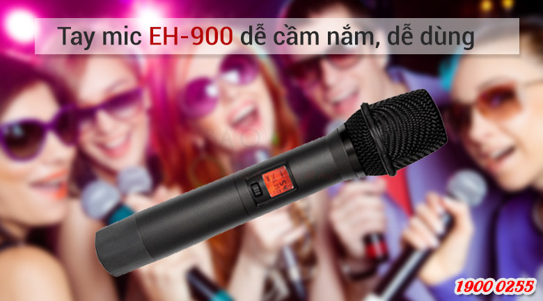Tay Micro Relacart EH-900