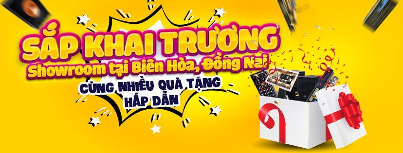 [Tin HOT] Sắp khai trương showroom Biên Hòa