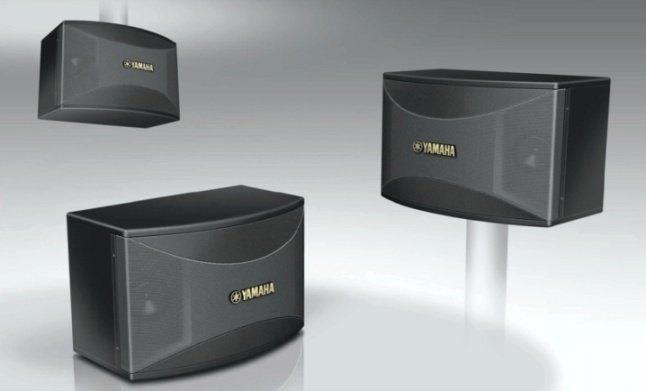 Thùng loa Yamaha KMS thiết kế chắc chắn