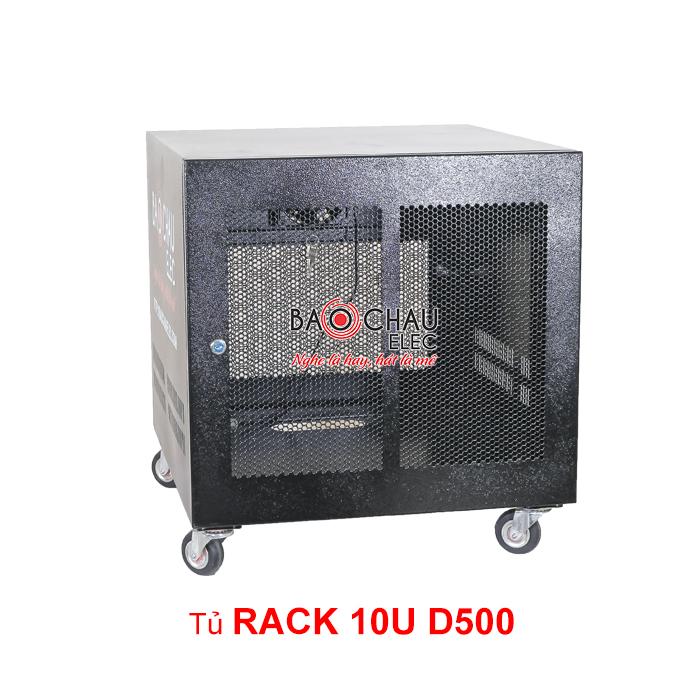 Tủ rack 10U d500
