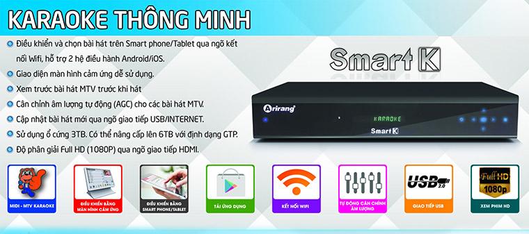 u Arirang Smart K 1TB pic 1