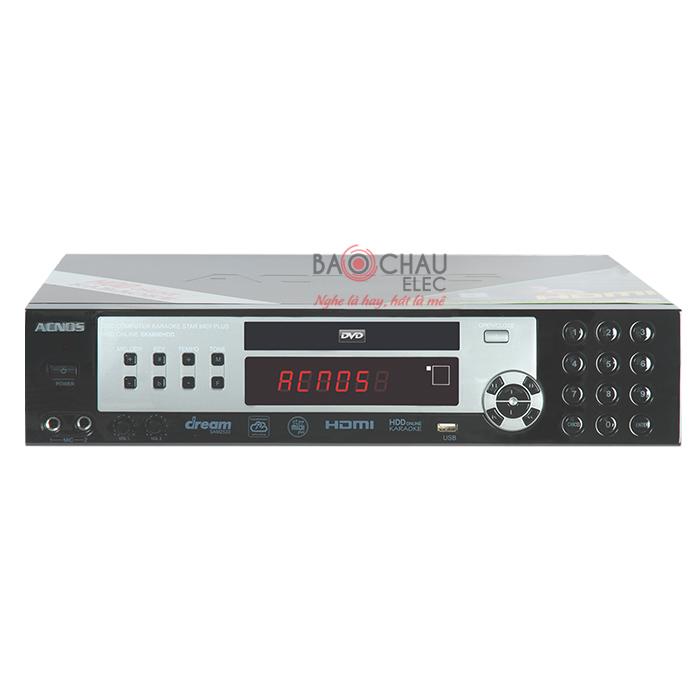 u karaoke Acnos SK-6800HDD